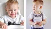 Модная Детская Стрижка для Мальчика