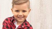 Модная Прическа для Мальчика