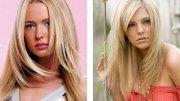 Модные Стрижки на Длинные Волосы Фото