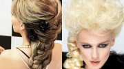Модные Вечерние Прически на Длинные Волосы